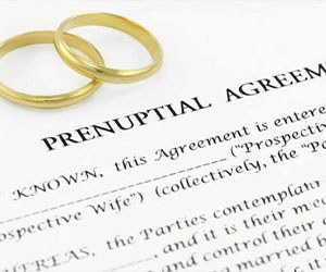 Pre-Nuptial Agreements Law Pen Argyl, PA
